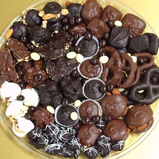 Assorted Chocolate Platter | Sweet Traders