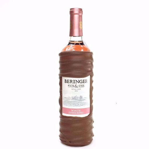 Chocolate-Dipped-Wine-Bottle-Beringer-White-Zinfandel