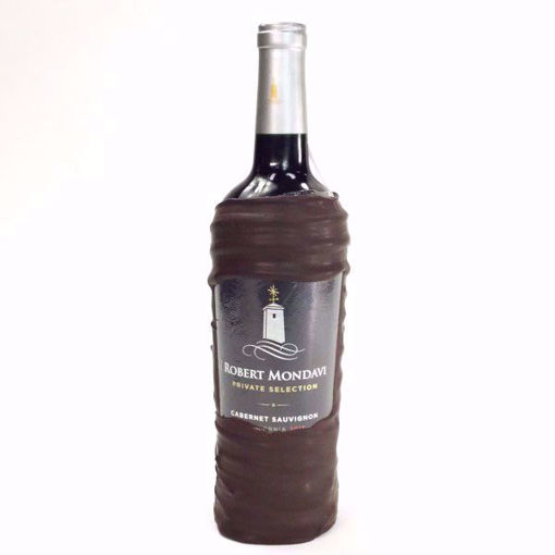 Chocolate Dipped Mondavi Cabernet Red Wine by Sweet Traders