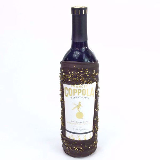Chocolate Dipped Wine Bottle Directors Cabernet by Sweet Traders