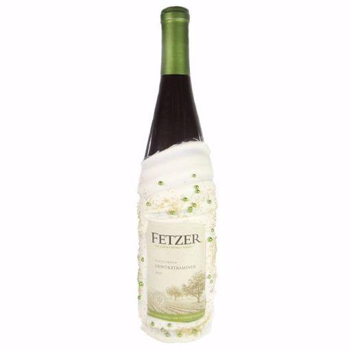 Chocolate Dipped Wine Fetzer Gewurtzraminer by Sweet Traders
