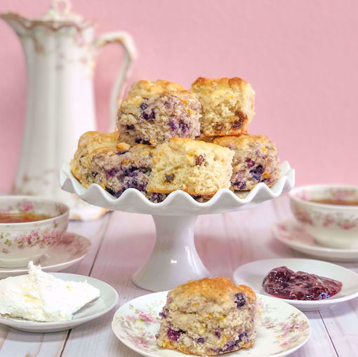 English Scones & Tea For Two by Sweet Traders