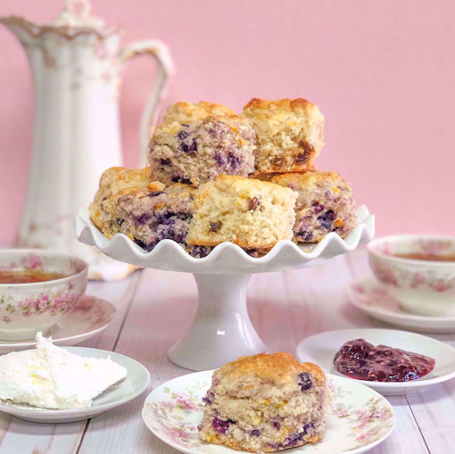 English Scones & Tea For Four by Sweet Traders