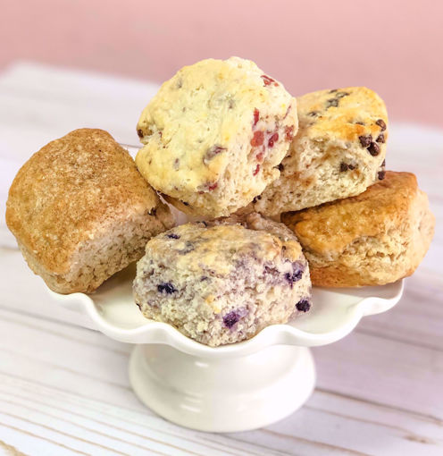 Assorted Scone 4 Pack by Sweet Traders