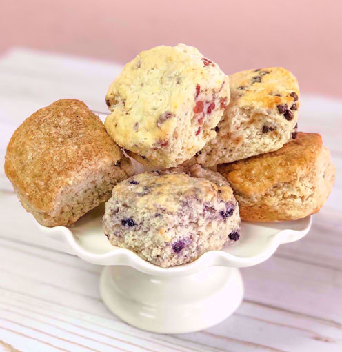 Assorted Scone 8 Pack by Sweet Traders