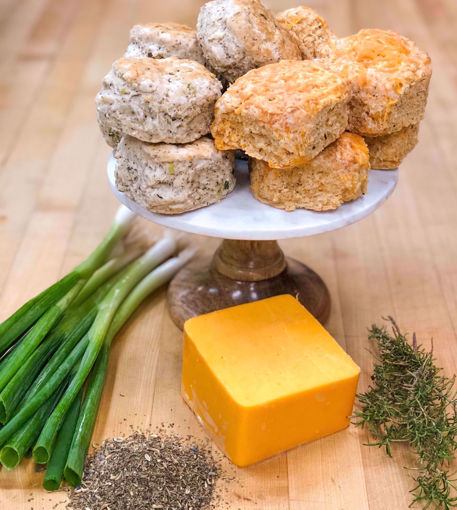 Assorted Savory Scones 4 Pack by Sweet Traders