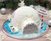 Sugar Rush Netflix Mini Igloo Cake Front By Sweet Traders