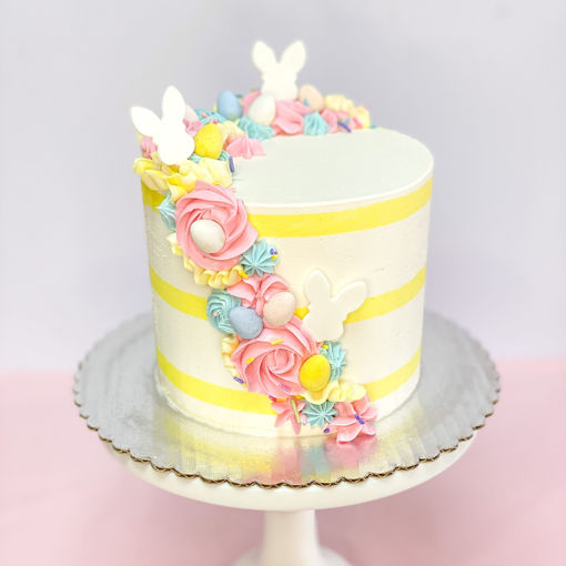 Striped-Pastel-Easter-Cake-By-Sweet-Traders